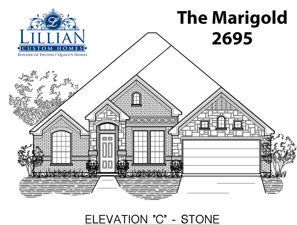 new homes for sale in burleson seven oaks community
