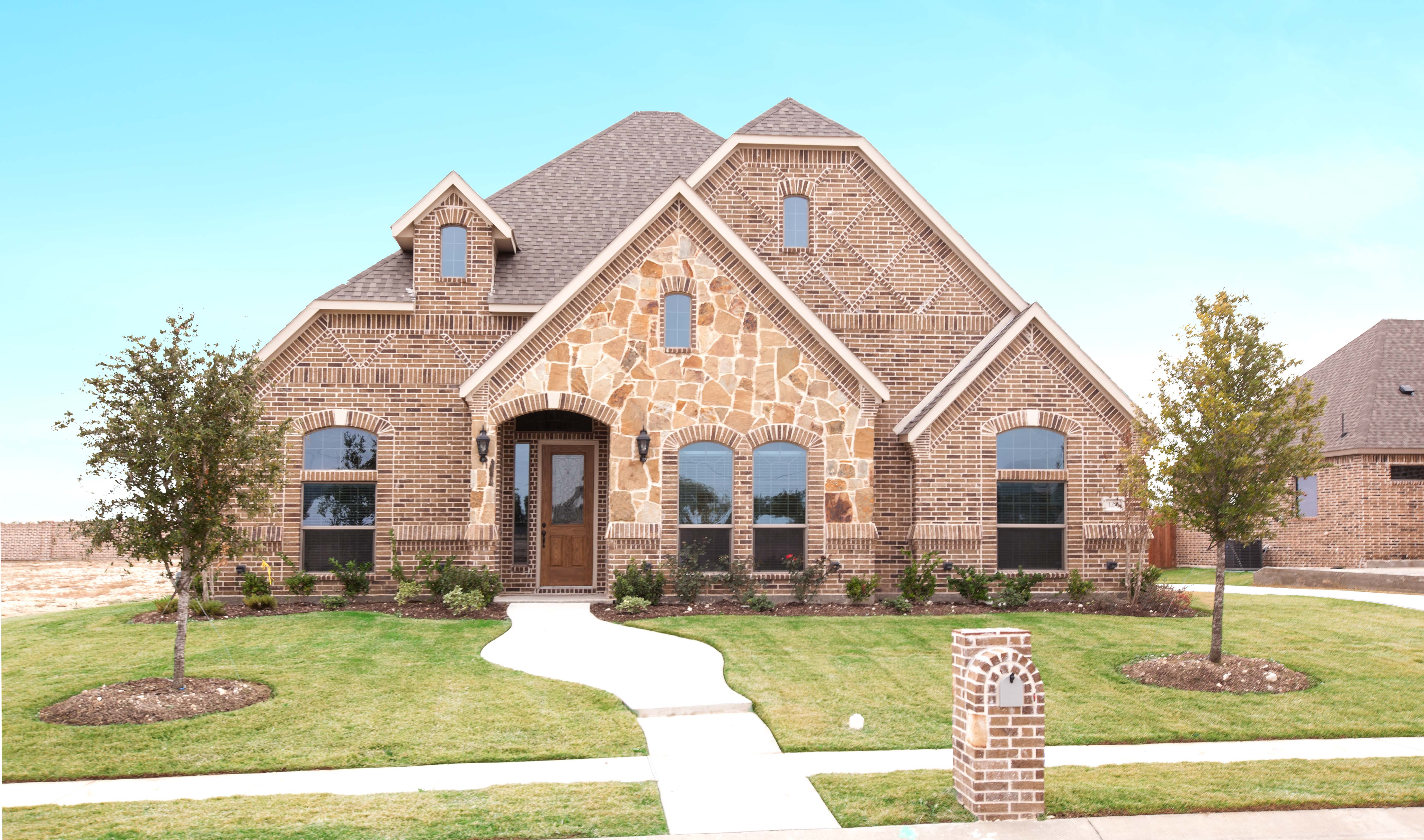Outstanding New Available Homes In Waxahachie Texas Estates Of Garden Home Interior And Landscaping Staixmapetitesourisinfo