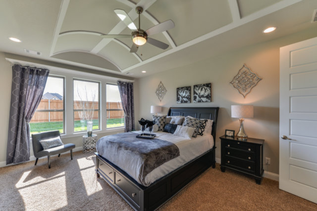 new homes for sale the grove midlothian tx master bedroom