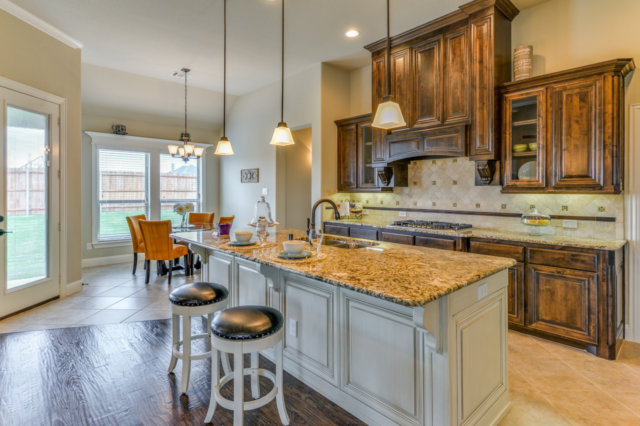 new homes for sale sandstone ranch waxahachie, tx kitchen
