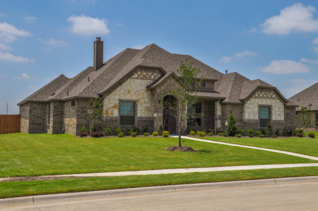 homes for sale waxahachie sandstone ranch