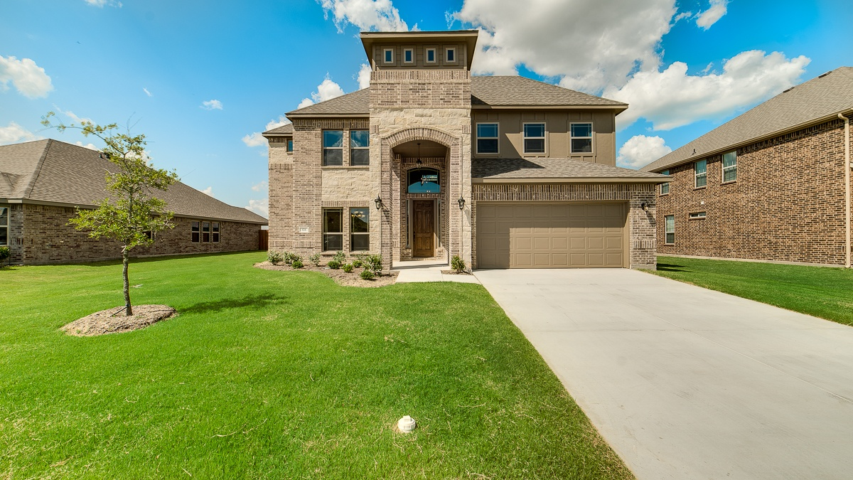 new homes for sale waxahachie arbor at willow grove