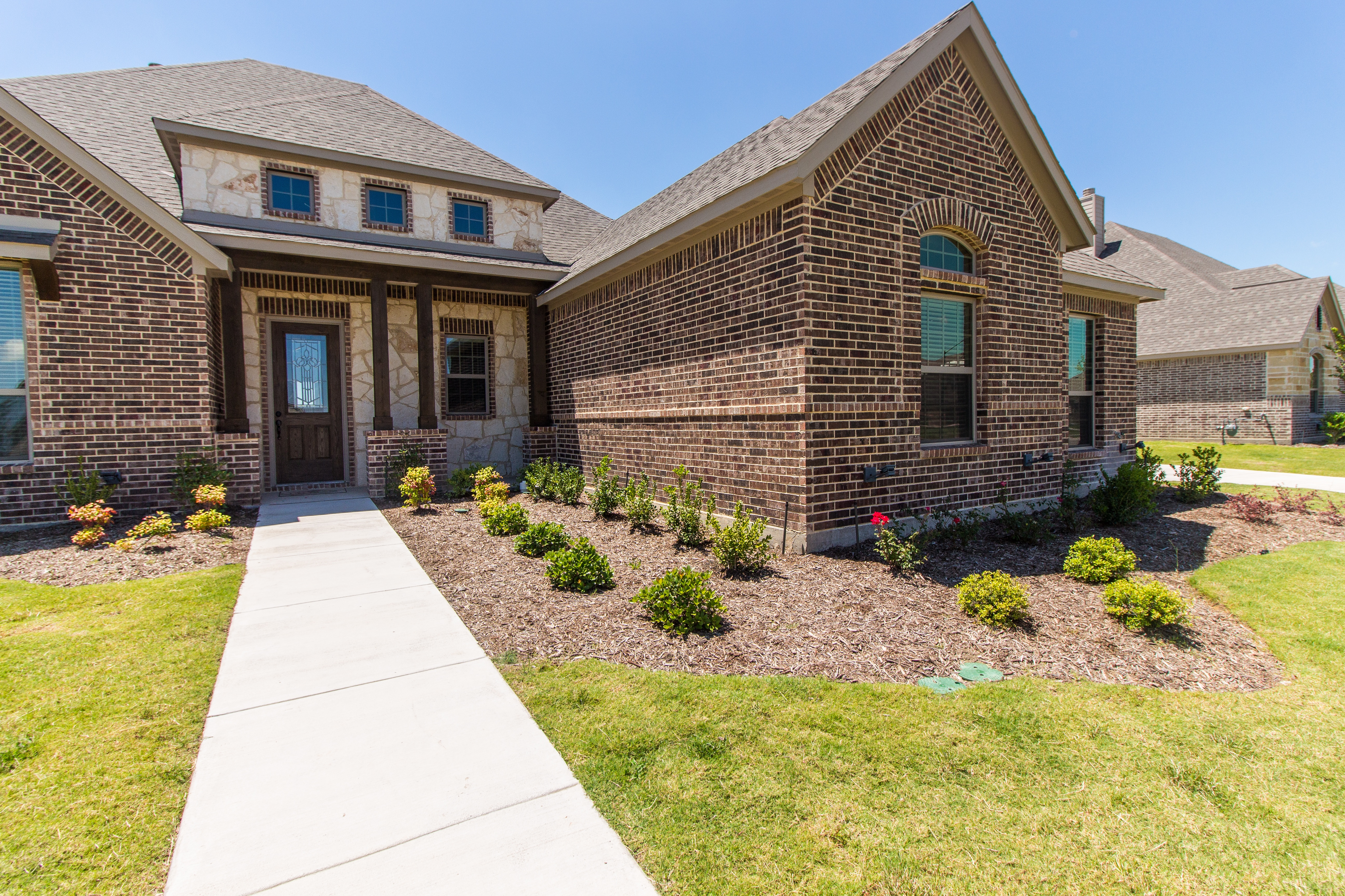 new homes for sale waxahachie sandstone ranch large lots
