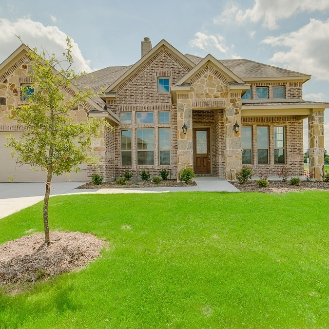 homes for sale midlothian lawson farms new home builder
