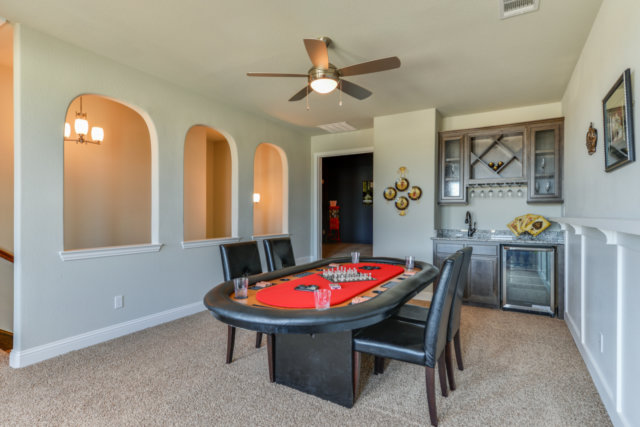 new homes for sale the grove midlothian tx community game room