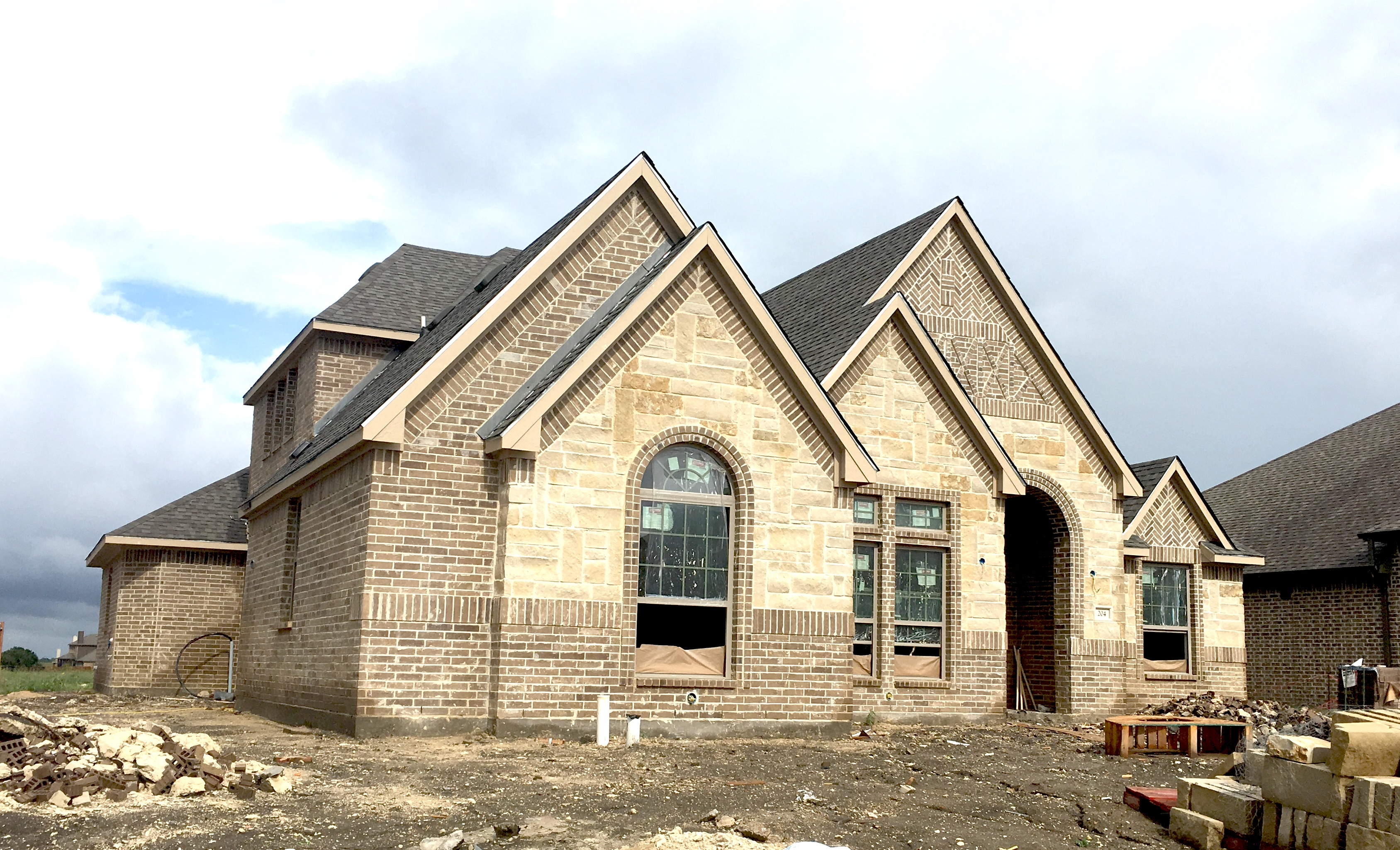 new homes for sale waxahachie park place community custom builder
