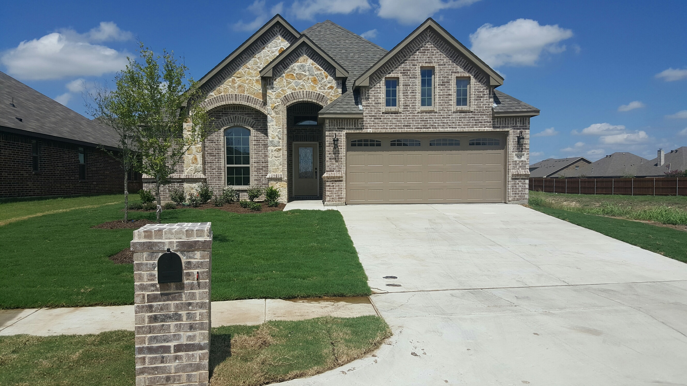 Saginaw Springs new homes for sale