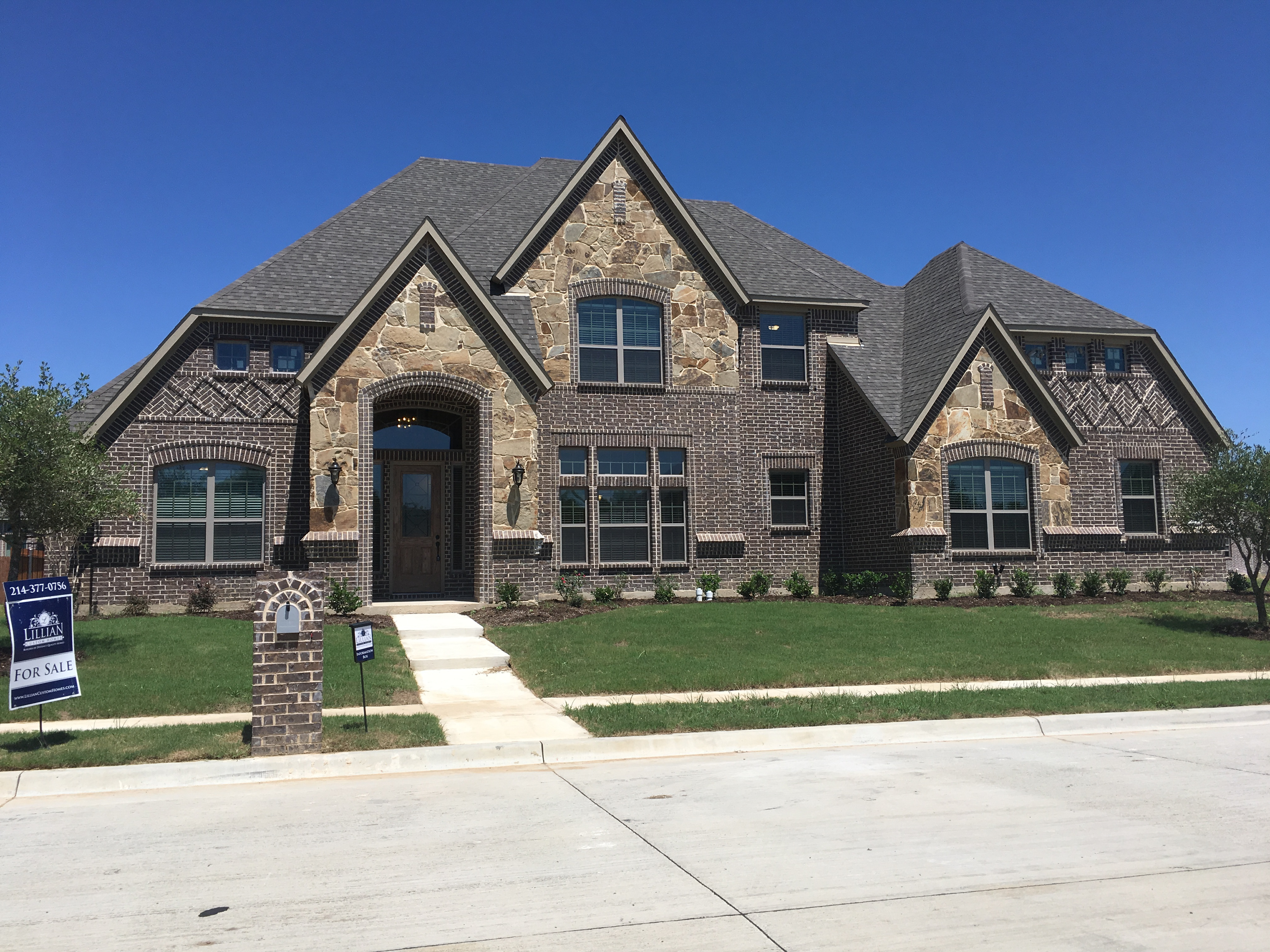 new homes for sale north richland hills, tx graham ranch